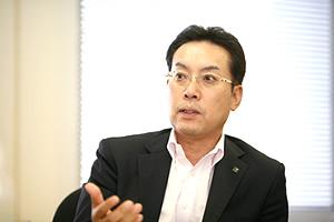 中井義貴社長